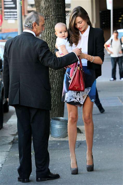 Flynn Bloom Photos Photos   Miranda Kerr with Her Son in