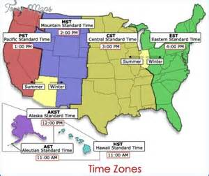 united states map with time zones printable paraguay time zone map map travel vacations