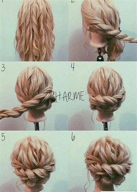 tutorial bikin cepol rambut coba 5 tutorial gaya rambut simpel buat hangout bareng