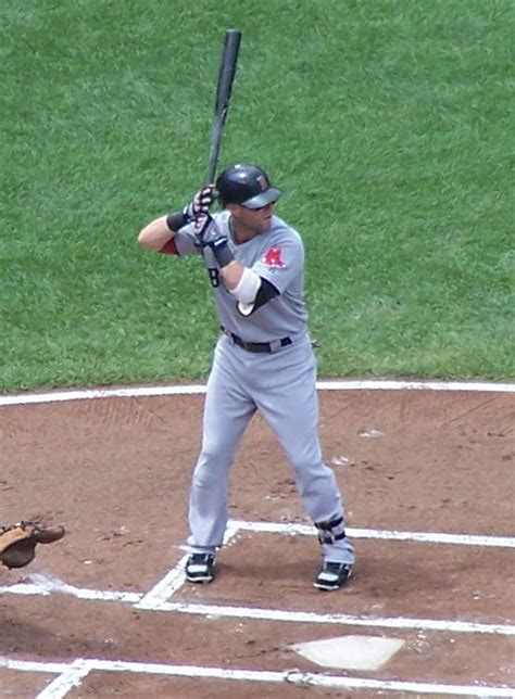 what size bat does dustin pedroia swing file dustin pedroia at the bat jpg