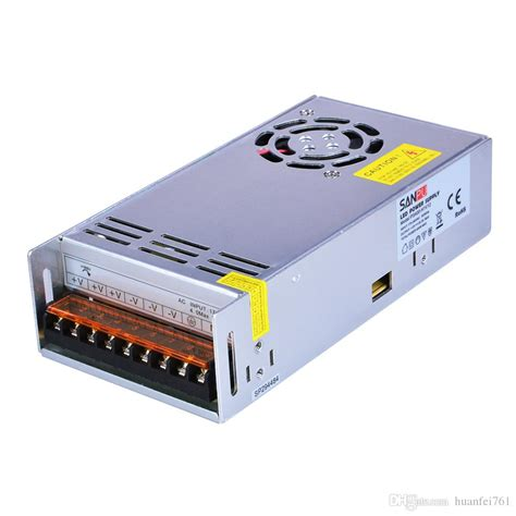 Power Supply Led by Sanpu Smps Led Power Supply 12v 24v Dc 400w Constant