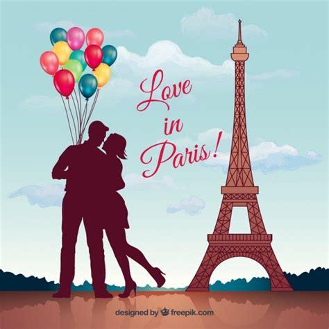 imagenes love paris love in paris vector free download