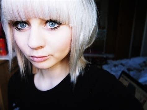blonde bob no bangs 76 best images about hair styles on pinterest her hair