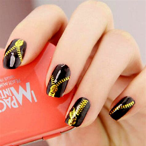 gold nail design me my nails i nail design gold stickers for nails 3d nail stickers water