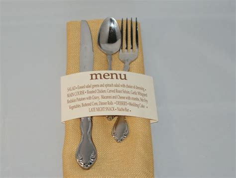 Paper Napkin Folding With Silverware Inside - fold paper napkins silverware inside search jsl