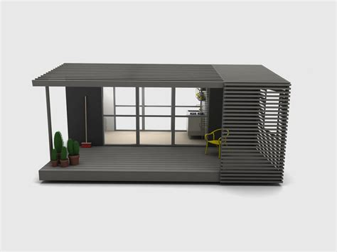 miniature house mini house 2008 jonas wagell design architecture