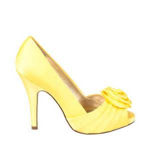 Yellow Shoes Help Yellow Shoes Weddingbee