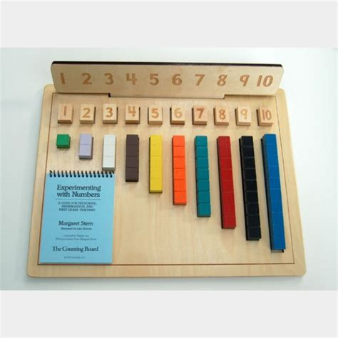 Counting Board Book the counting board set math