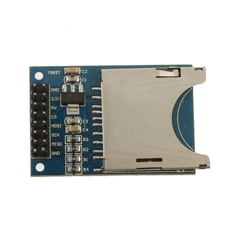 Sd Card For Arduino arduino compatible sd card reader from mmm999 on tindie