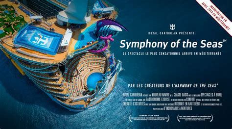 Adventure Of The Seas Floor Plan symphony of the seas le plus grand navire de croisi 232 re