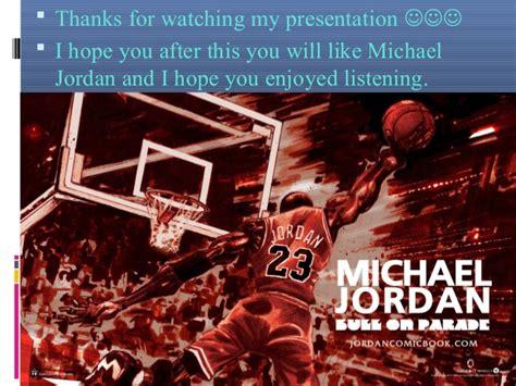 michael jordan biography ppt michael jordan biography ultimate ppt