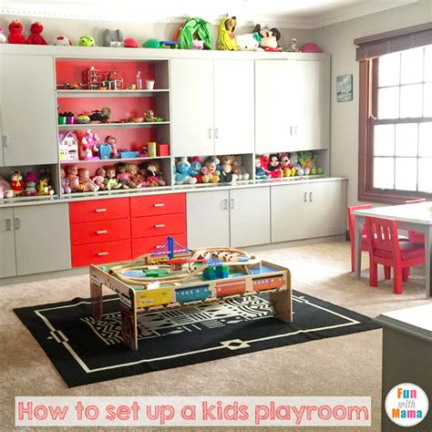 7 playroom toy storage ideas busy moms love thegoodstuff how to set up a kids playroom fun with mama