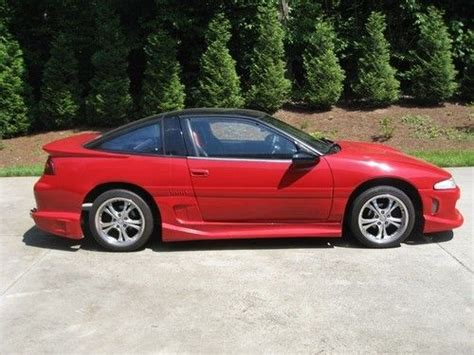 1993 mitsubishi eclipse for sale sell used 1993 mitsubishi eclipse 5 speed no reserve in