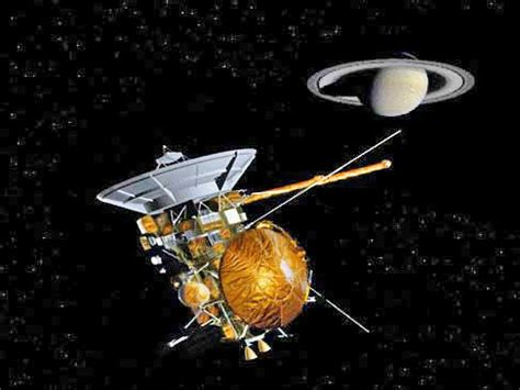 describe how saturn was named moon with a view 1