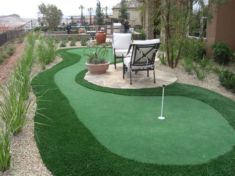 golf putting greens for backyard backyard golf greens artificial turf grass synthetic lawn