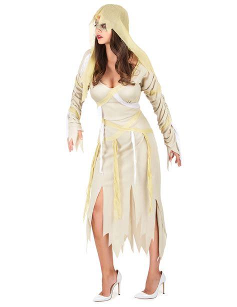 halloween mummy costume  women adults costumesand