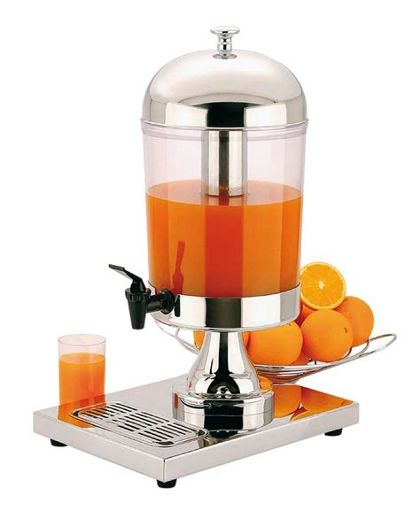 m t juice dispenser 8 liter m t international hotel restaurant supplies nv