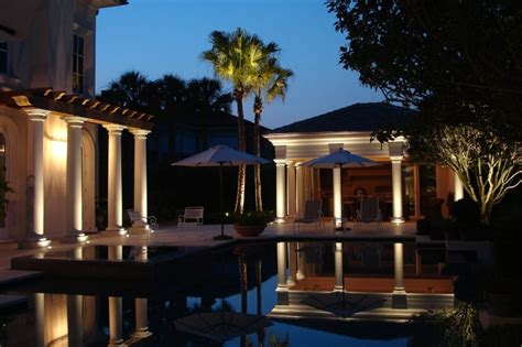Landscape Lighting Naples Fl Naples Florida Outdoor Lighting Nitelites