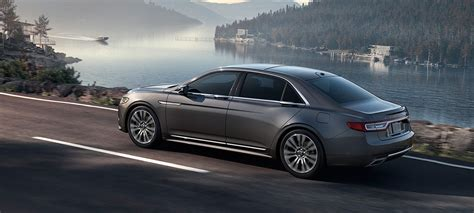 2020 Lincoln Continental by 2020 Lincoln Continental Facelift Getting Coach Doors