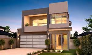 2 Floor House by Elegant Double Storey Home Designs Design Architecture