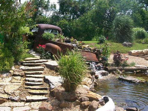 backyard pond fountains our favorite garden ponds from hgtv fans landscaping ideas and hardscape design hgtv