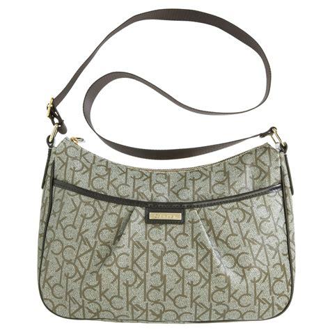 D Cheryl Iconic Smart Side Pouch Messenger Bag Iss Im calvin klein hudson monogram messenger bag in gray lyst