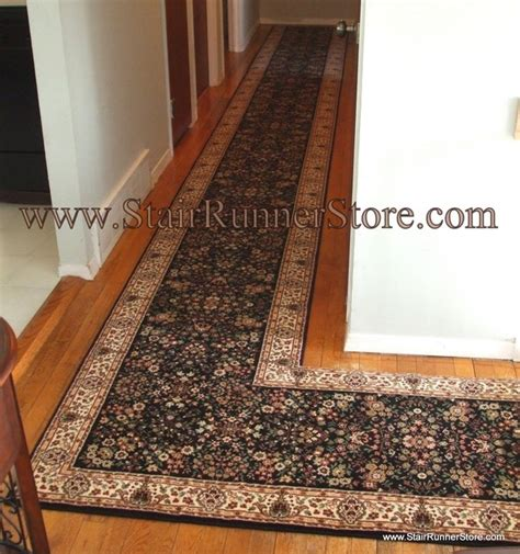 Rug Runners For Hallways by Hallway Runner Installations Eclectic New York