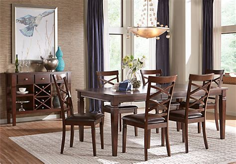 X Back Dining Room Sets Riverdale 5 Pc Dining Room W X Back Chairs Dining Room Sets