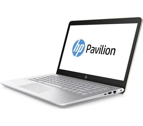 Hp Pavilion 14 Bs012tu buy hp pavilion 14 bk069sa 14 quot laptop white gold free delivery currys