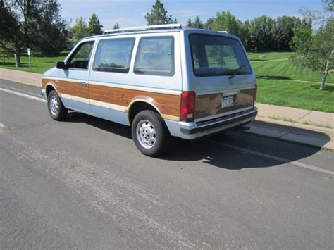 turbo dodge caravan 1989 dodge caravan se 1800 turbo dodge forums