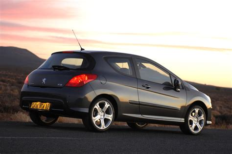 Peugeot 308 3 Doors Specs 2008 2009 2010 2011 2012