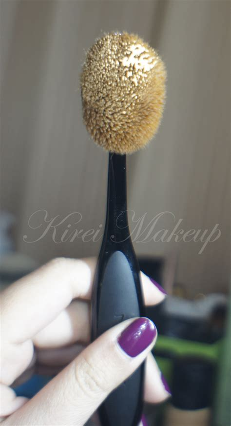 Mac Oval Brush product of the week mac masterclass brush oval 6 kirei