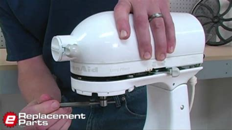 Repair Kitchenaid Mixer by How To Fix A Kitchenaid Mixer That Isn T Spinning