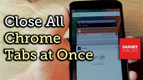 how to tabs on android phone all chrome tabs simultaneously on any android or ios device how to