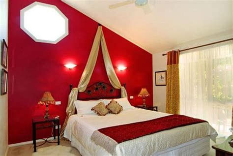 Red And White Bedroom by Romantic Bedroom Ideas Beautiful Homes Design
