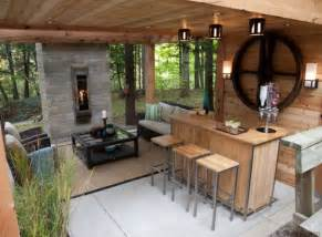 Outdoor Bar Ideas Creating The Ideal Entertaining Outdoor Home This Autumn