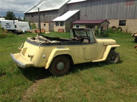 jeep commando for sale craigslist willys jeepster for sale craigslist autos post