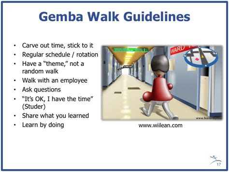 Gemba Walk Guidelines Carve Gemba Walk Template