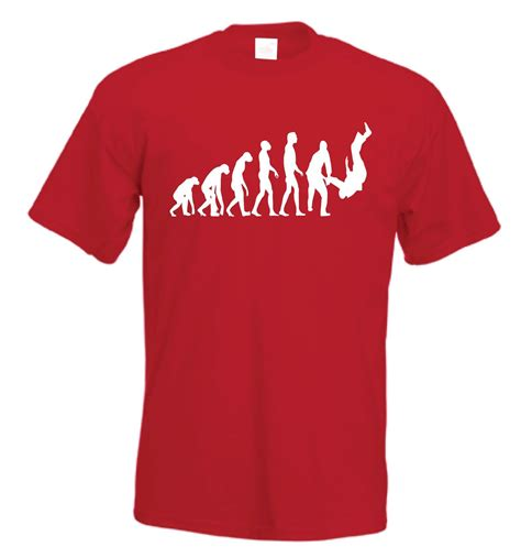 Tshirt Evolution Judo evolution of judo t shirt free uk delivery judo