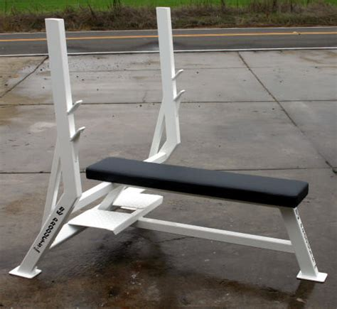 bench press olympic p01 power olympic bench press with spotter