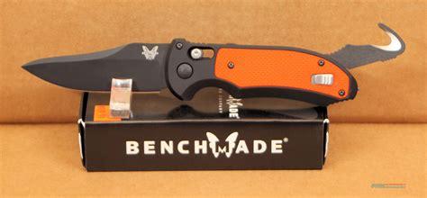 benchmade 9170bk benchmade 9170bk org triage knife