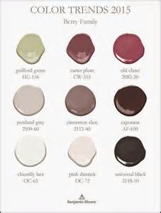 2015 color trends benjamin color trends 2015 berry family a