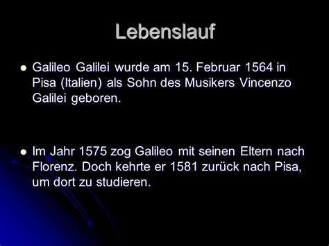 Tabellarischer Lebenslauf Galileo Galilei galileo galilei lebenslauf bewerbung deckblatt 2018