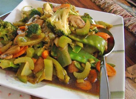 vegetables used in stir fry stir fry vegetables with oyster sauce recipe