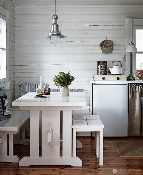 Industrial Chic Home Decor Nordic Summer House Meets Beach House Style
