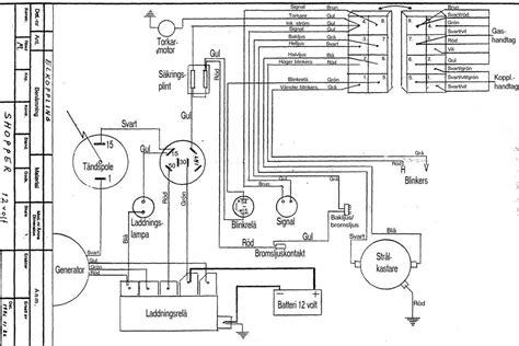 kopplingsschema och batterikapacitet till saxonette experten