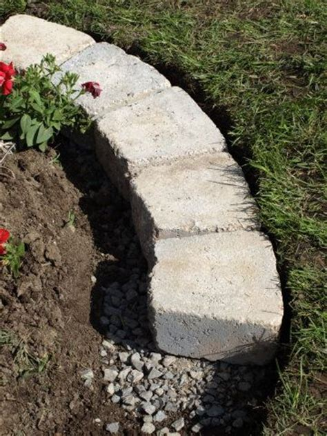 best 25+ flower bed edging ideas on pinterest   lawn