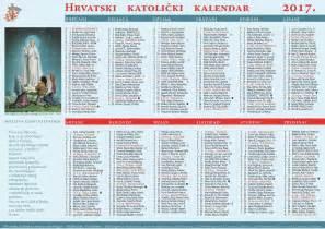 Hrvatski Kalendar 2018 Hodočašća