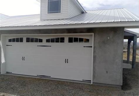 Espanola Garage espa 241 ola home gets energy efficient thermacore door