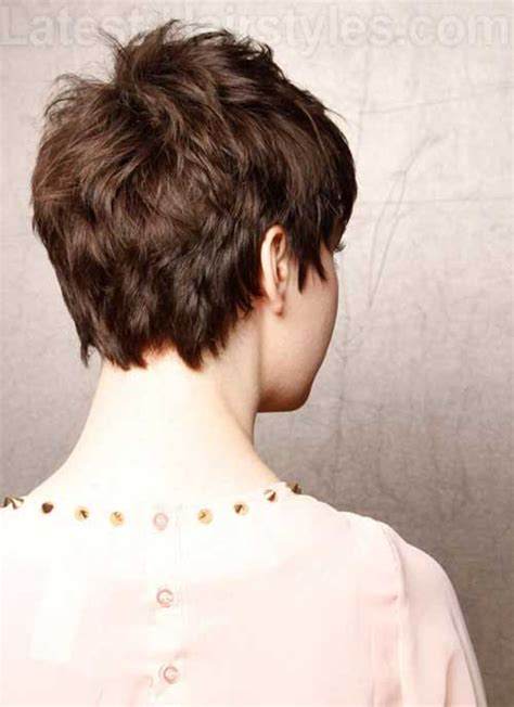 wavy thick hair with a pixie cut 25 super pixie haircuts for wavy hair short hairstyles